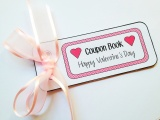Printable Valentine's Day CouponBook