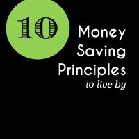 eBook: 10 Money Saving Principles To Live By